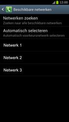 Samsung I9300 Galaxy S III - Bellen - in het buitenland - Stap 9