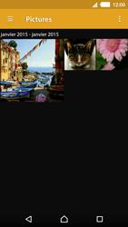 Sony Xperia M4 Aqua - Photos, vidéos, musique - Envoyer une photo via Bluetooth - Étape 7