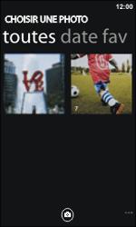 HTC 7 Trophy - E-mail - envoyer un e-mail - Étape 9