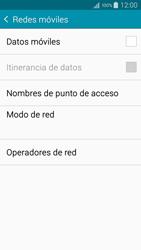 Samsung Galaxy A3 - Internet - Activar o desactivar la conexión de datos - Paso 8