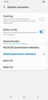 Samsung Galaxy S9 Android Pie - Netwerk - 4G instellen - Stap 7