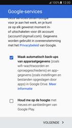 Samsung Galaxy S6 - Android M - Applicaties - Account aanmaken - Stap 17