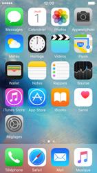 Apple iPhone 5c iOS 9 - SMS - Configuration manuelle - Étape 2