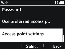 Nokia Asha 302 - Internet - Manual configuration - Step 12