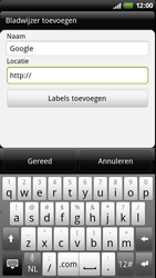 HTC Z715e Sensation XE - Internet - internetten - Stap 6