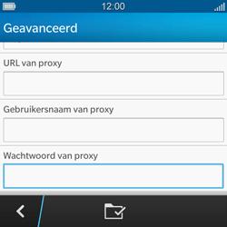 BlackBerry Q5 - MMS - handmatig instellen - Stap 12