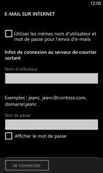 Nokia Lumia 925 - E-mails - Ajouter ou modifier un compte e-mail - Étape 16