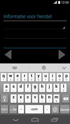 Huawei Ascend P6 (Model P6-U06) - Applicaties - Account aanmaken - Stap 15