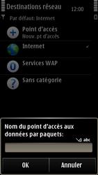 Nokia E7-00 - Internet - Configuration manuelle - Étape 10