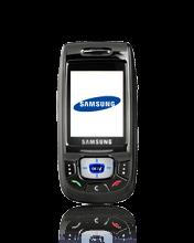 Samsung D500 - Internet - Overzicht mogelijkheden - Stap 5