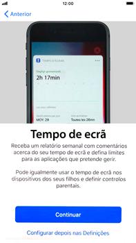Apple iPhone 7 Plus - iOS 12 - Primeiros passos - Como ligar o telemóvel pela primeira vez -  23