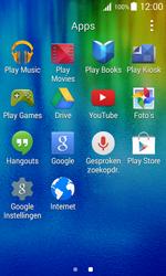 Samsung J100H Galaxy J1 - Internet - hoe te internetten - Stap 2