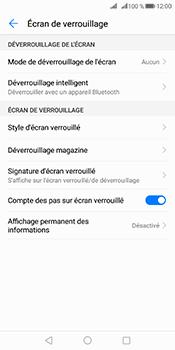 Huawei Mate 10 Pro - Sécuriser votre mobile - Activer le code de verrouillage - Étape 5