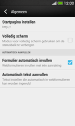 HTC Desire 500 - Internet - Handmatig instellen - Stap 21