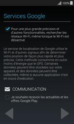Samsung Galaxy Trend 2 Lite - Premiers pas - Créer un compte - Étape 17