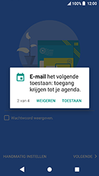 Sony Xperia X Compact - Android Oreo - E-mail - e-mail instellen (outlook) - Stap 11
