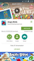 Samsung Galaxy S6 - Aplicativos - Como baixar aplicativos - Etapa 17