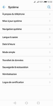 Huawei Y6 (2018) - Aller plus loin - Mettre à jour le logiciel interne de votre mobile - Étape 5