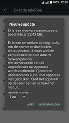 Acer Liquid Z6 Dual SIM - Netwerk - Software updates installeren - Stap 8