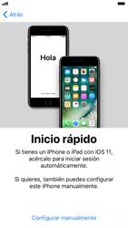 Apple iPhone 6s - iOS 11 - Primeros pasos - Activar el equipo - Paso 9