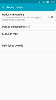Samsung Galaxy S6 Edge + - Internet no telemóvel - Configurar ligação à internet -  7