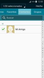 Samsung Galaxy A3 - Mensajería - Escribir y enviar un mensaje multimedia - Paso 9