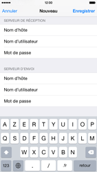 Apple iPhone 6 iOS 8 - E-mails - Ajouter ou modifier un compte e-mail - Étape 14