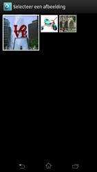 Sony LT30p Xperia T - E-mail - Hoe te versturen - Stap 11