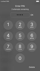 Apple iPhone SE iOS 11 - Primeros pasos - Activar el equipo - Paso 6