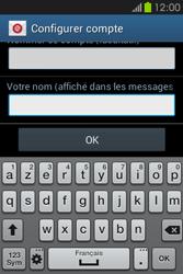 Samsung S6810P Galaxy Fame - E-mail - Configuration manuelle - Étape 20