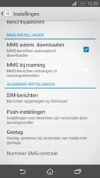 Sony D5803 Xperia Z3 Compact - MMS - probleem met ontvangen - Stap 6