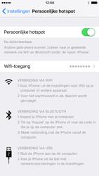 Apple iPhone 7 (Model A1778) - WiFi - Mobiele hotspot instellen - Stap 8