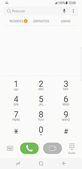Samsung Galaxy S8 - Chamadas - Como bloquear chamadas de um número -  4
