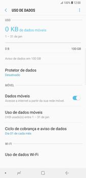 Samsung Galaxy S9 Plus - Internet (APN) - Como configurar a internet do seu aparelho (APN Nextel) - Etapa 6