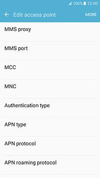 Samsung Galaxy J7 (2016) (J710) - Internet - Manual configuration - Step 12