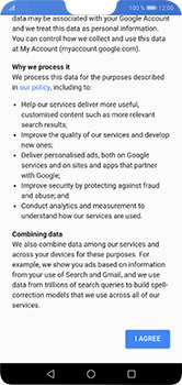 Huawei P20 Lite - Applications - Create an account - Step 14