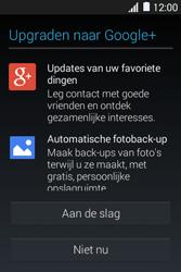 Samsung G130HN Galaxy Young 2 - Applicaties - Account aanmaken - Stap 21