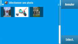 Nokia N97 - MMS - envoi d'images - Étape 15