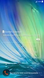 Samsung Galaxy A3 - Primeros pasos - Activar el equipo - Paso 2