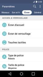 LG K4 - Sécuriser votre mobile - Activer le code de verrouillage - Étape 5