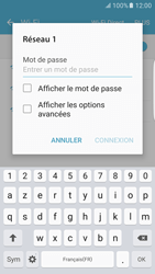 Samsung Galaxy S6 Edge (G925F) - Android M - Wifi - configuration manuelle - Étape 6