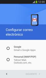 Samsung S7580 Galaxy Trend Plus - E-mail - Configurar Gmail - Paso 7