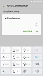 Samsung Galaxy S6 - Android Nougat - Voicemail - Handmatig instellen - Stap 9