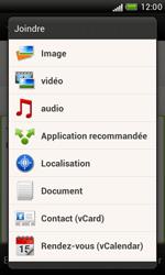 HTC T328e Desire X - E-mail - envoyer un e-mail - Étape 9