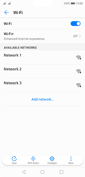 Huawei P20 - Wi-Fi - Connect to Wi-Fi network - Step 6