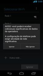 Motorola Moto X - Primeiros passos - Como ativar seu aparelho - Etapa 6