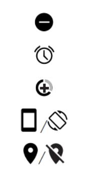 Motorola Moto G6 Plus - Funções básicas - Explicação dos ícones - Etapa 8