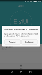 Huawei Y5 II - Netwerk - Software updates installeren - Stap 5
