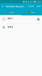 Samsung Galaxy J3 (2016) DualSim (J320) - Internet - Configurar Internet - Paso 19