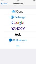 Apple iPhone 6 Plus iOS 8 - E-mail - Configurar correo electrónico - Paso 5
